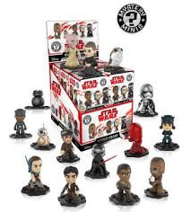 Funko Mystery Mini: Star Wars Last Jedi