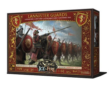 A Song of Ice & Fire: Lannister- Guards