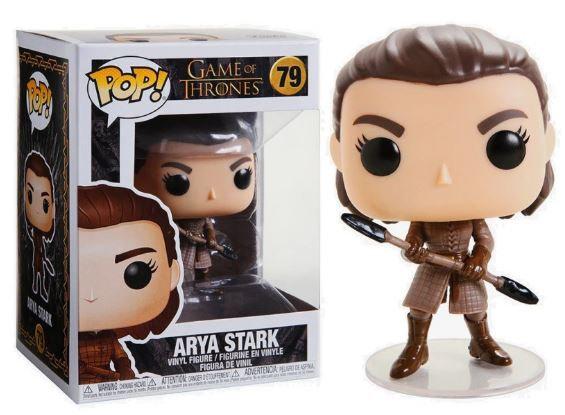 Pop! Television Game of Thrones Vinyl Figure Arya Stark #79