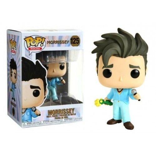 Pop! Rocks Morrissey Vinyl Figure Morrissey #125