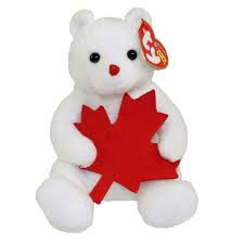 TY Beanie Baby Northland The Bear 2005