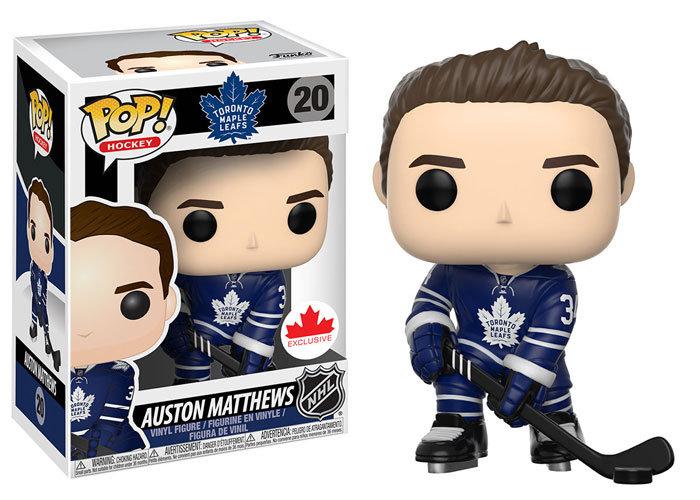 Pop! Hockey NHL Vinyl Figure Auston Matthews #20 (Toronto Maple Leafs) Exclusive