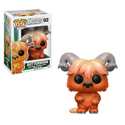 Pop! Monsters Vinyl Figure Butterhorn #02