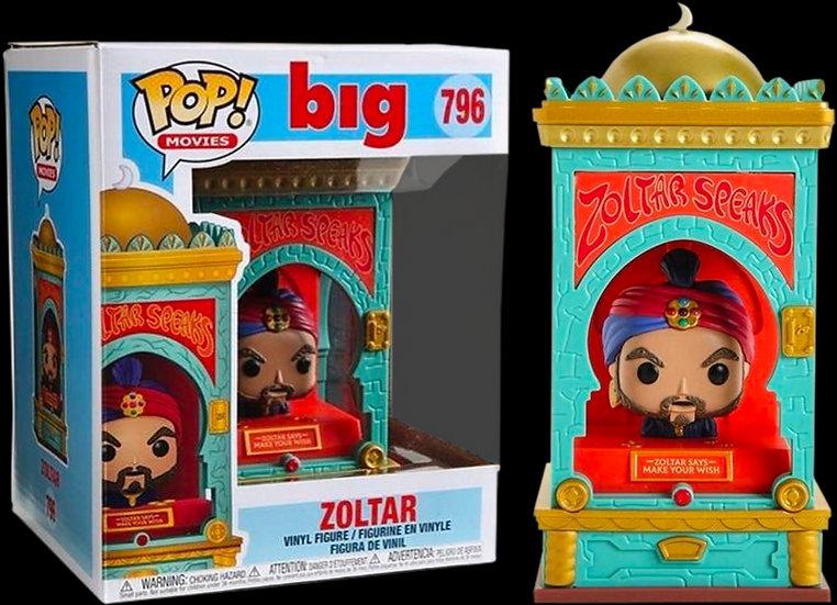 """Pop! Movies Big Vinyl Figure 6"""" Zoltar #796"""