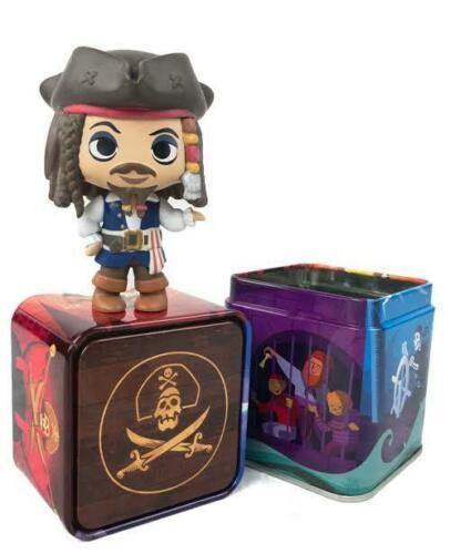 Funko Disney Treasures Jack Sparrow in Collectable Tin