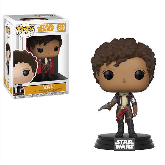 Pop! Star Wars Solo Vinyl Bobble-Head Val #243