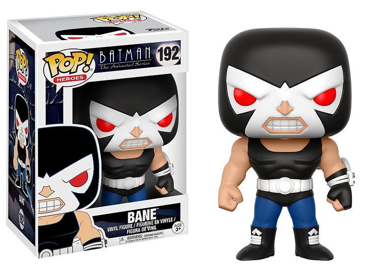 Pop! Heroes Batman The Animated Series Vinyl Figure Bane #192 (Vaulted)