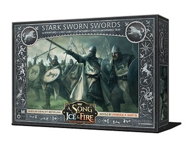 A Song of Ice & Fire: Stark- Sworn Swords