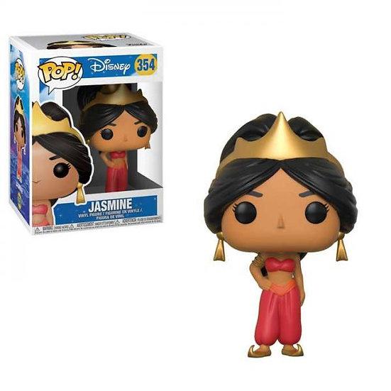 Pop! Disney Aladdin Vinyl Figure Jasmine (Red) #354