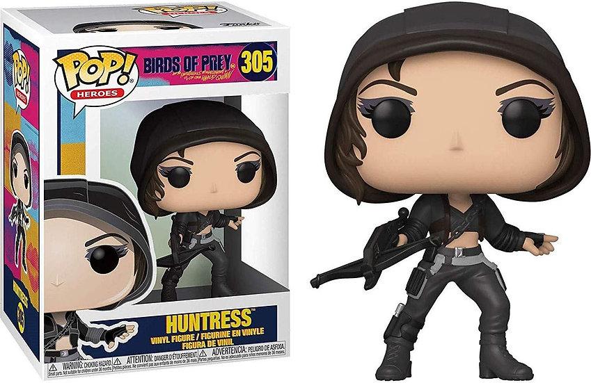 Pop! Heroes Birds of Prey Vinyl Figure Huntress #305