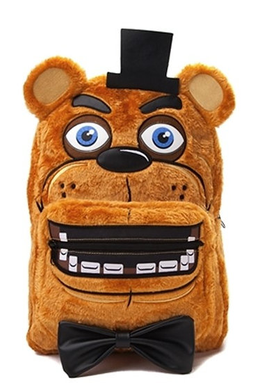 Five Nights At Freddy's Plush Backpack