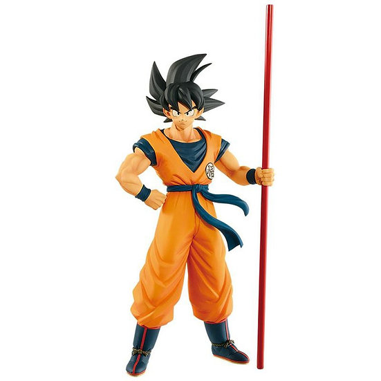 Dragon Ball Z The 20th Film Son Goku 9-Inch Collectible PVC Figure