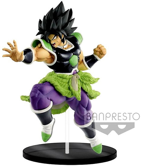 Dragon Ball Super - Broly Movie Ultimate Soldiers Broly 9-Inch PVC Figure