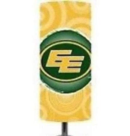 CFL Edmonton Eskimos Cylinder Desk Lamp