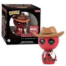 Dorbz Deadpool Collector Corps Exclusive #088