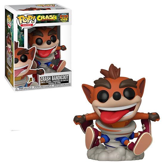 Pop! Games Crash Bandicoot Vinyl Figure Crash Bandicoot #532