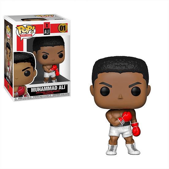 Pop! Sports Legends Vinyl Figure Muhammad Ali #01