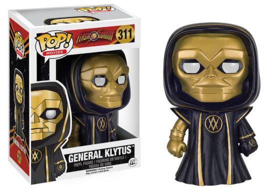 Pop! Movies Flash Gordon Vinyl Figure General Klytus #311 (Vaulted)