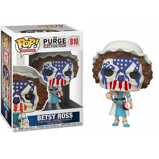 Pop! Movies The Purge: Election Year Vinyl Figure Betsy Ross #810