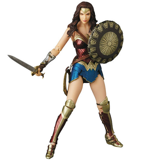 Medicom Wonder Woman Movie: Wonder Woman MAF EX Action Figure