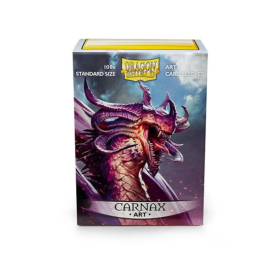 Dragon Shields: Limited Edition Art Sleeves: Carnax