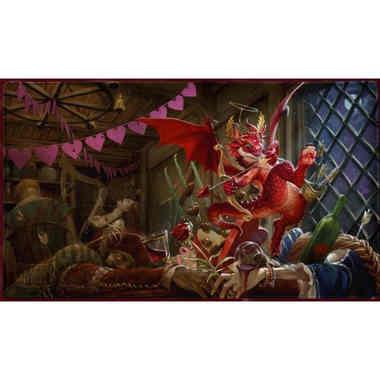 Dragon Shield Valentines Day 2020 Playmat