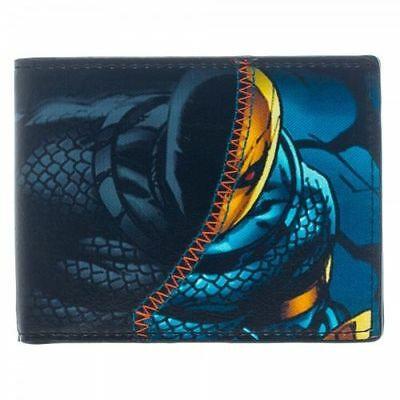 Bioworld DC Comics Deathstroke Character Bi-Fold Wallet
