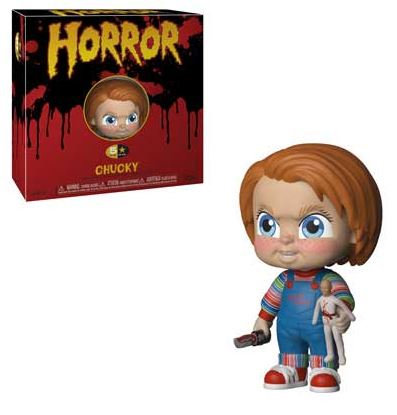 5 Star Horror Child's Play Vinyl Figure Chucky