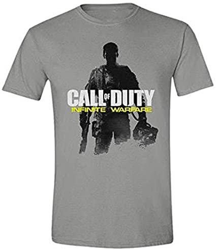 Call of Duty Infinite Warfare T-Shirt - Soldier Pose