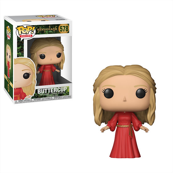 Pop! Movies The Princess Bride Vinyl Figure Buttercup #578