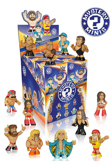 Funko Mystery Minis WWE Blind Box (Vaulted)