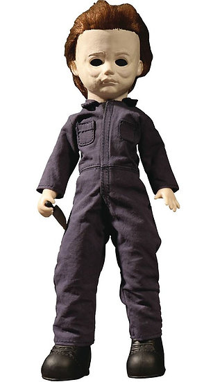Living Dead Dolls Halloween Michael Myers 10-Inch Doll