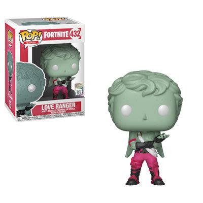 Pop! Games Fortnite Vinyl Figure Love Ranger #432
