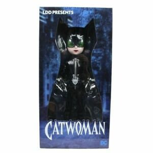 Living Dead Dolls DC Universe Catwoman 10-Inch Doll