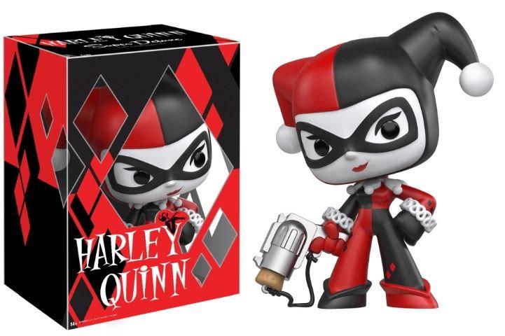 Funko DC Harley Quinn Super deluxe Vinyl Figure