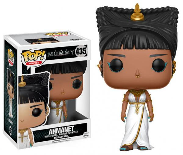 Pop! Movies The Mummy (2017) Vinyl Figure Ahmanet #435