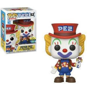 Funko Pop Ad Icons Peter Pez #52 Toy Tokyo SDCC 2019 Limited Edition Exclusive