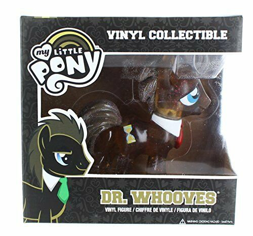 Funko POP My Little Pony Dr. Whooves Clear Glitter Variant