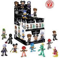 Funko Mystery Minis Disney Kingdom Hearts Blind Box