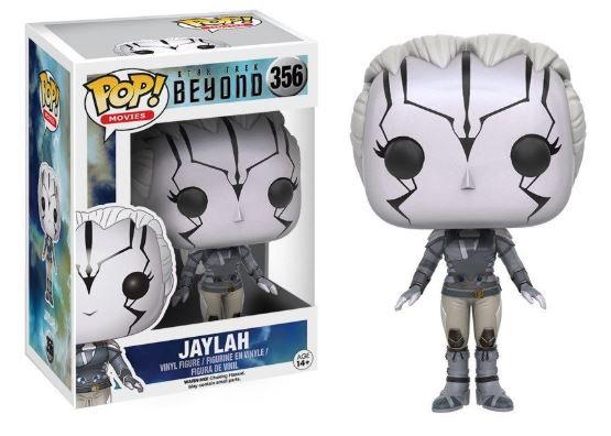 Pop! Movies Star Trek Beyond Vinyl Figure Jaylah #356