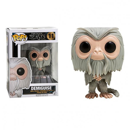 Pop! Movies Fantastic Beasts & Where to Find Them Vinyl Figure Demiguise #11