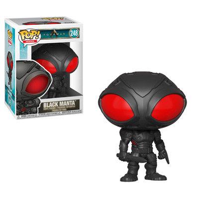 Pop! Heroes Aquaman Vinyl Figure Black Manta #248