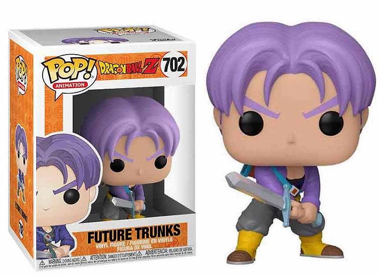 Pop! Animation Dragon Ball Z Vinyl Figure Future Trunks #702