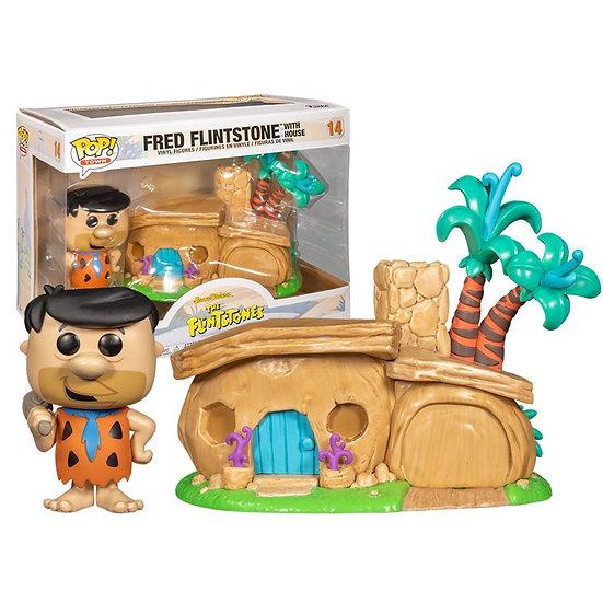Funko POP! Town: Flinstones - Flinstone's Home