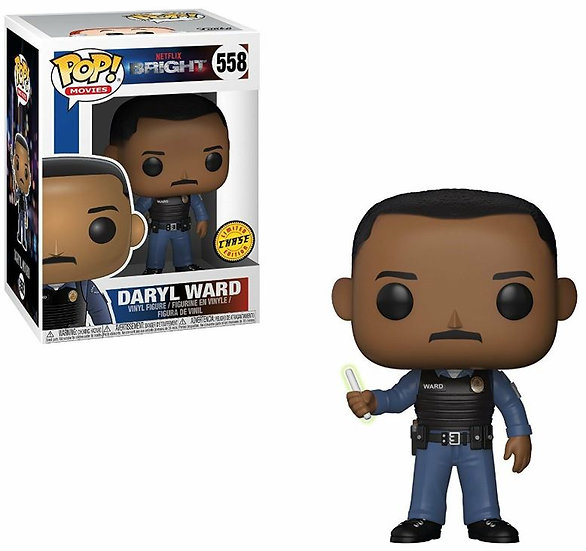 Pop! Movies: Bright Daryl Ward Chase #558