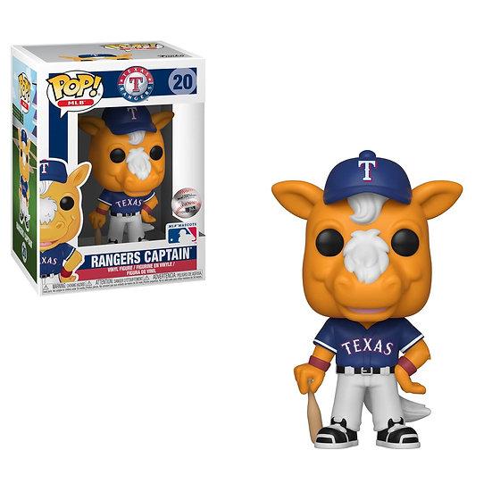 Funko Pop Texas Rangers Rangers Captain #20