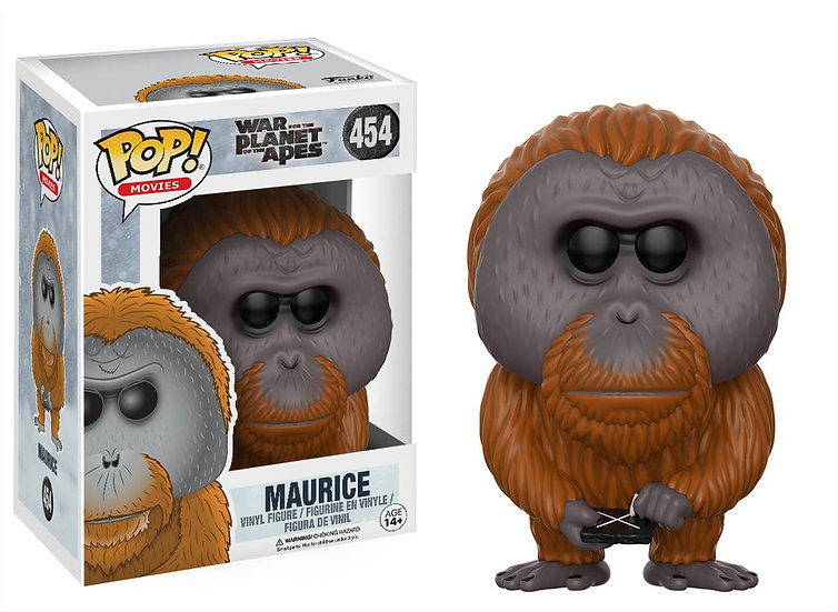 Pop! Movies War for the Planet of the Apes Vinyl Figure Maurice #454 (Vaulted)