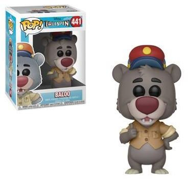 Pop! Disney TaleSpin Vinyl Figure Baloo #441