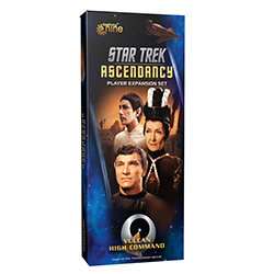 Star Trek Ascendancy: Vulcan High Command Expansion