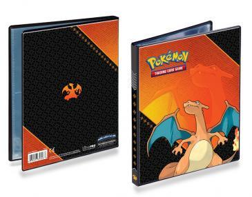 Ultra Pro Charizard 4-Pocket Portfolio for Pokémon